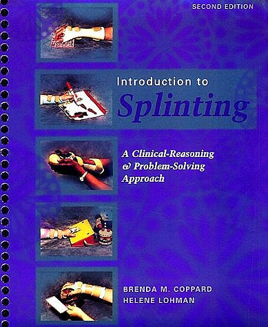 Portada del libro 9780323009348 Introduction to Splinting a Clinical Reasoning and Problem Solving