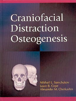 Portada del libro 9780323011341 Craniofacial Distraction Osteogenesis