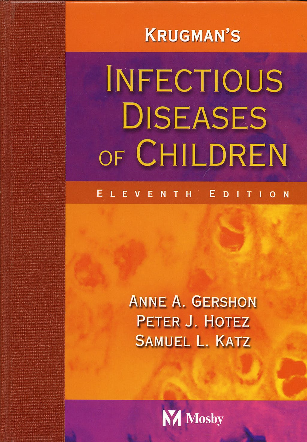 Portada del libro 9780323017565 Krugman's Infectious Diseases of Children