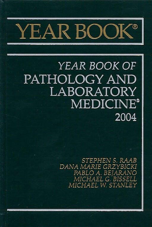 Portada del libro 9780323020893 Year Book of Pathology and Laboratory Medicine 2004