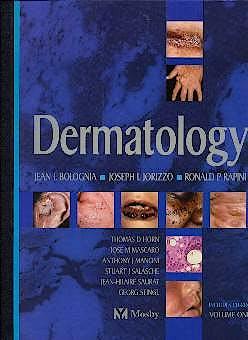 Portada del libro 9780323024099 Dermatology, 2 Vols. + CD-ROM