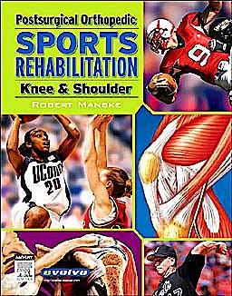 Portada del libro 9780323027021 Postsurgical Orthopedic Sports Rehabilitation: Knee & Shoulder