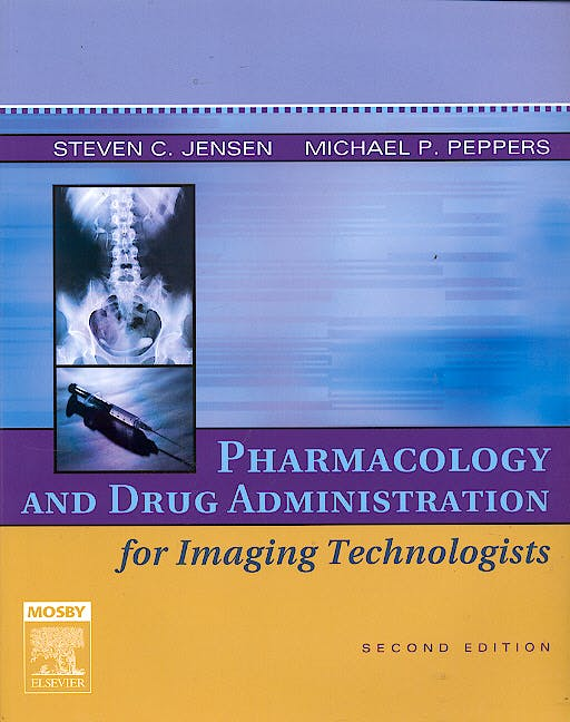 Portada del libro 9780323030755 Pharmacology and Drug Administration for Imaging Technologists