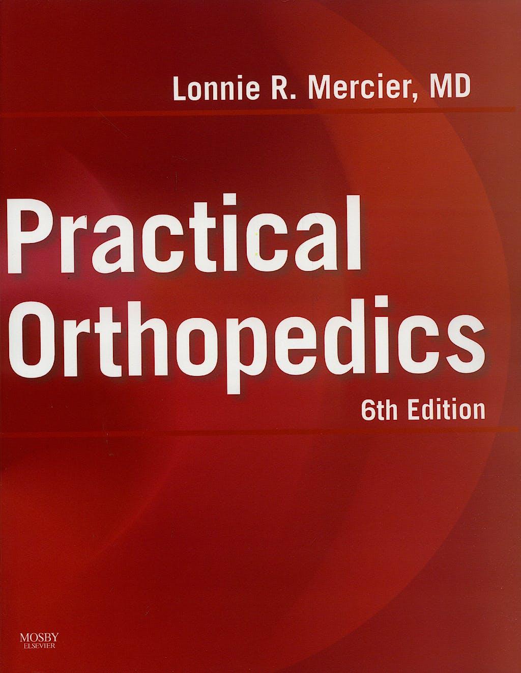 Portada del libro 9780323036184 Practical Orthopedics