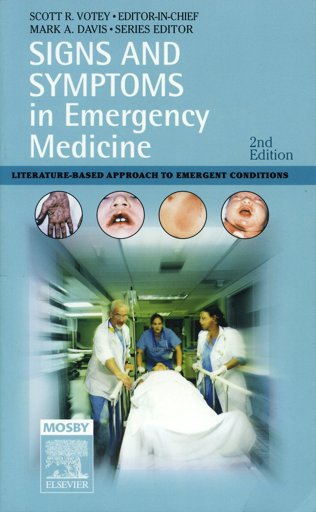 Portada del libro 9780323036450 Signs and Symptoms in Emergency Medicine
