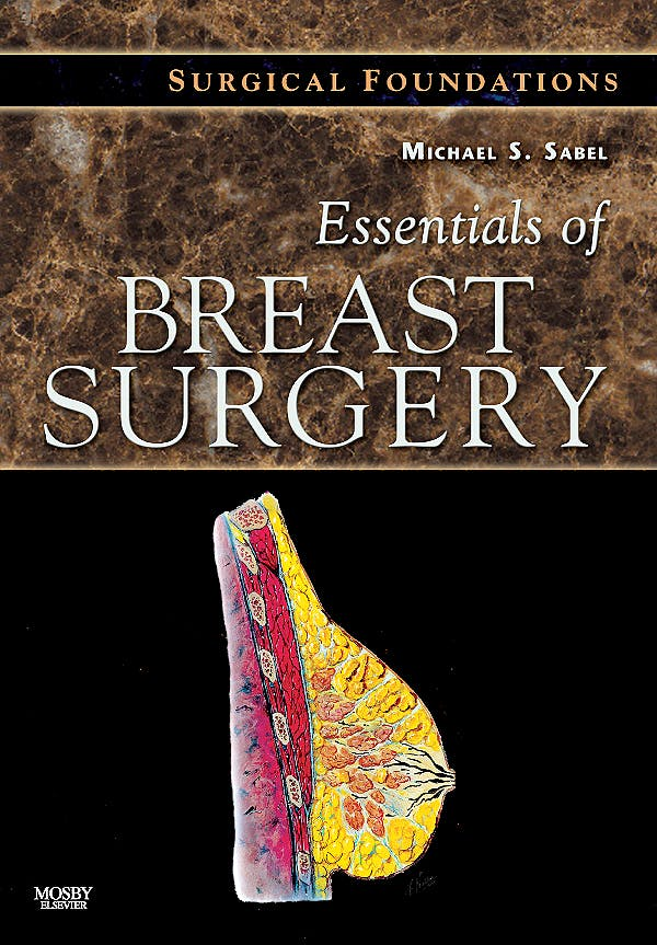 Portada del libro 9780323037587 Essentials of Breast Surgery