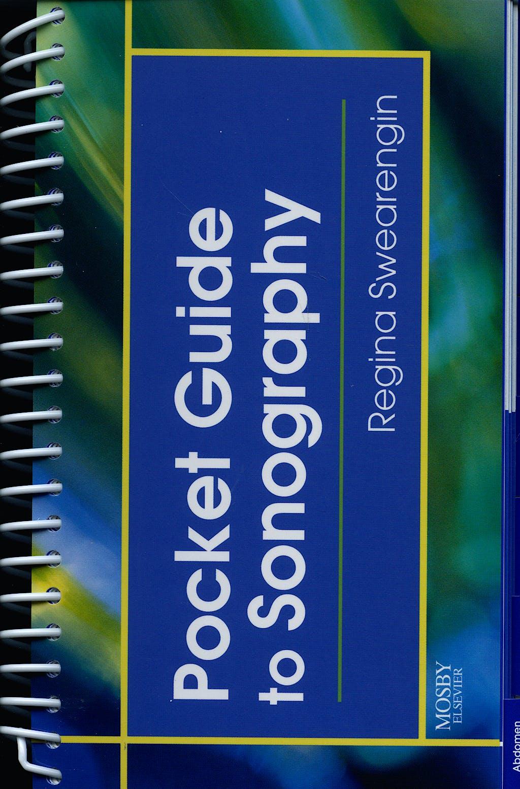 Portada del libro 9780323040181 Pocket Guide to Sonography