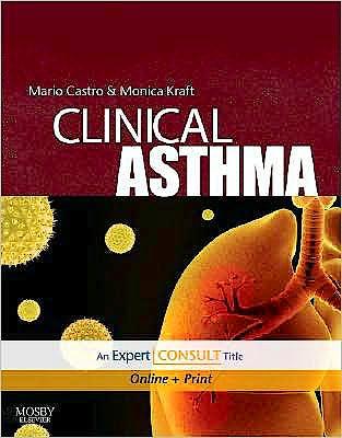 Portada del libro 9780323042895 Clinical Asthma
