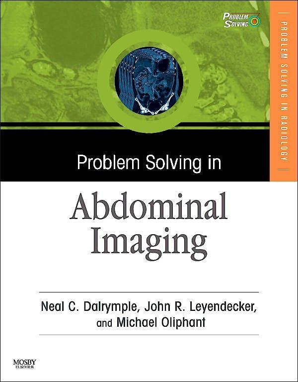 Portada del libro 9780323043533 Problem Solving in Abdominal Imaging + Cd-Rom (Problem Solving in Radiology)