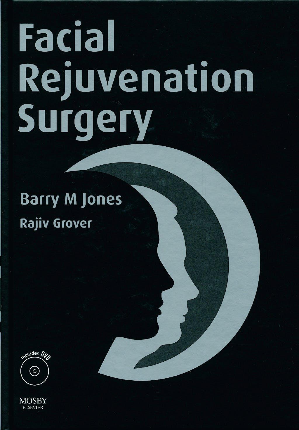Portada del libro 9780323048309 Facial Rejuvenation Surgery + Dvd