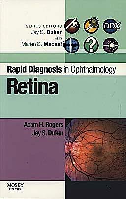 Portada del libro 9780323049597 Rapid Diagnosis in Ophthalmology. Retina