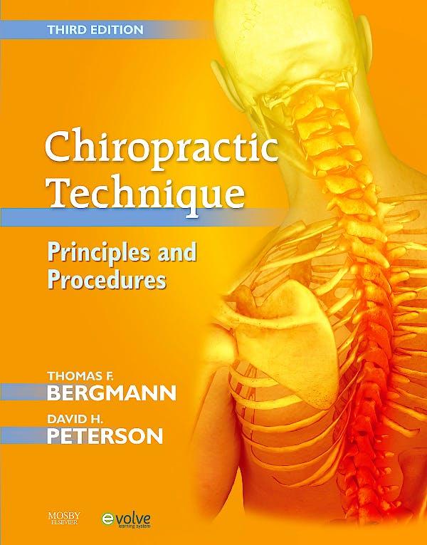 Portada del libro 9780323049696 Chiropractic Technique. Principles and Procedures