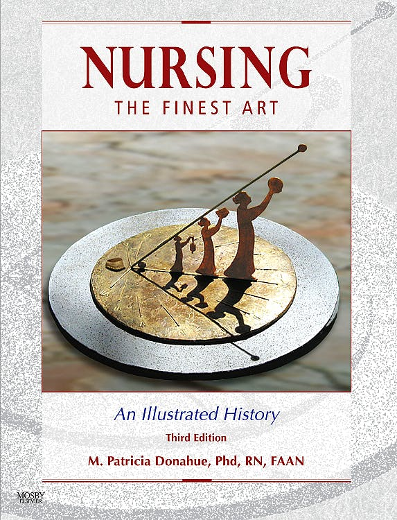 Portada del libro 9780323053051 Nursing. The Finest Art. An Illustrated History