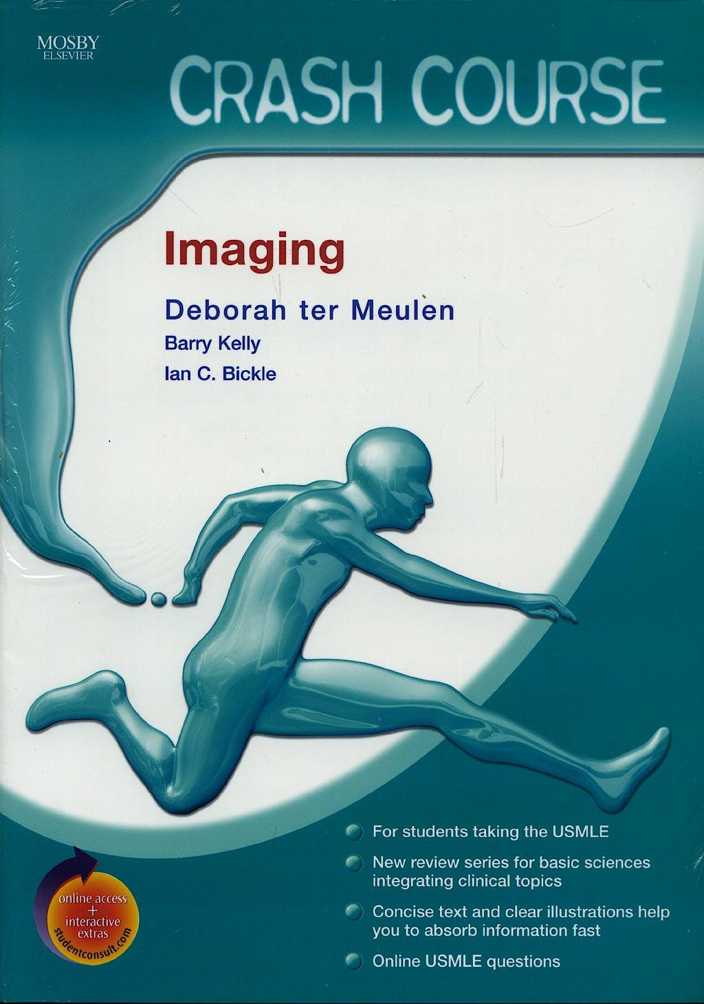 Portada del libro 9780323053389 Crash Course: Imaging + Online Access