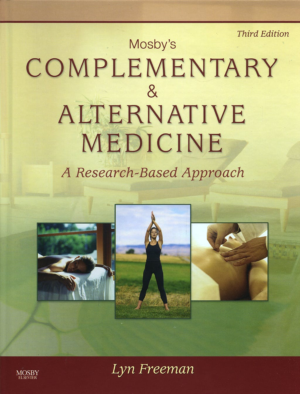 Portada del libro 9780323053464 Mosby's Complementary & Alternative Medicine