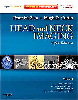 Portada del libro 9780323053556 Head and Neck Imaging, 2 Vols. (Online and Print)