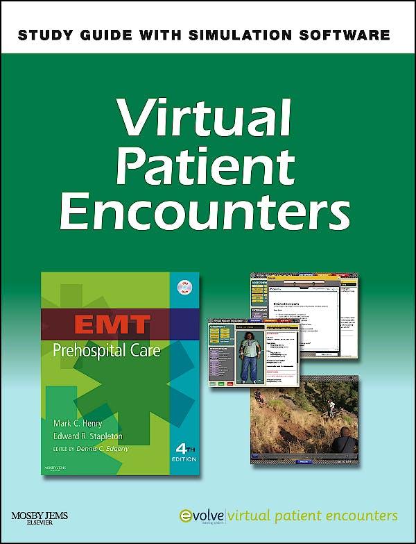 Portada del libro 9780323055505 Virtual Patient Encounters for Emt Prehospital Care + Cd-Rom
