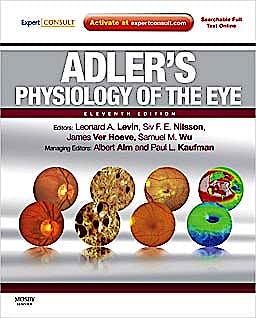 Portada del libro 9780323057141 Adler's Physiology of the Eye