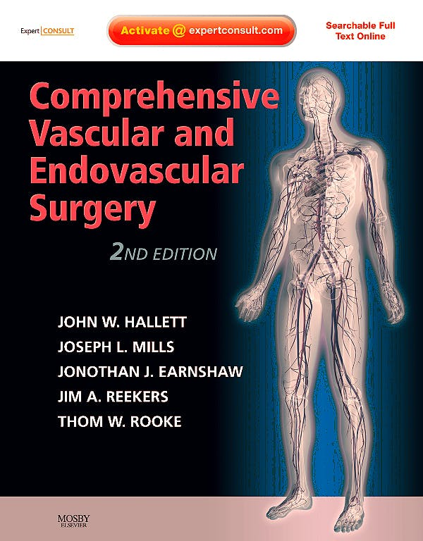 Portada del libro 9780323057264 Comprehensive Vascular and Endovascular Surgery. Expert Consult - Searchable Full Text Online