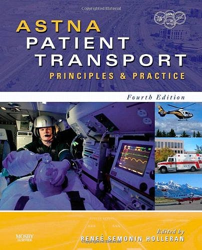 Portada del libro 9780323057493 Astna Patient Transport. Principles and Practice