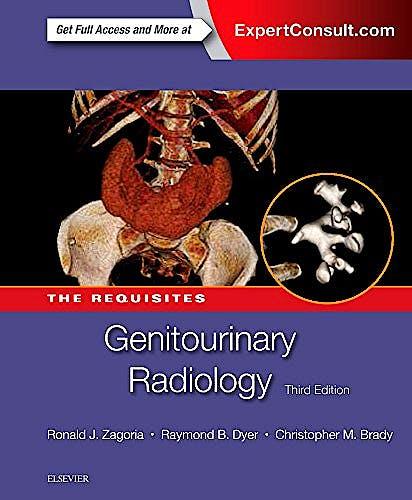 Portada del libro 9780323057752 Genitourinary Radiology. the Requisites