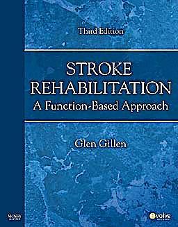 Portada del libro 9780323059114 Stroke Rehabilitation. a Function-Based Approach
