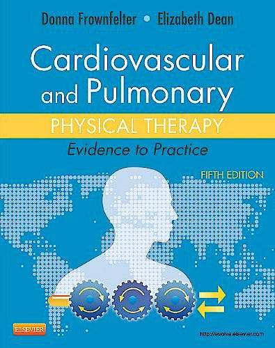 Portada del libro 9780323059138 Cardiovascular and Pulmonary Physical Therapy. Evidence to Practice