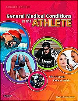 Portada del libro 9780323059213 General Medical Conditions in the Athlete