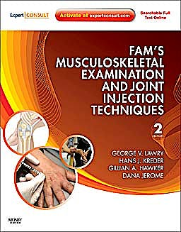 Portada del libro 9780323065047 Fam's Musculoskeletal Examination and Joint Injection Techniques + Expert Consult