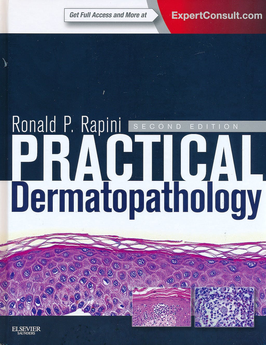 Portada del libro 9780323066587 Practical Dermatopathology (Online and Print)