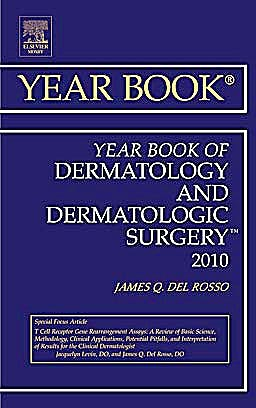 Portada del libro 9780323068277 Year Book of Dermatology and Dermatological Surgery 2010