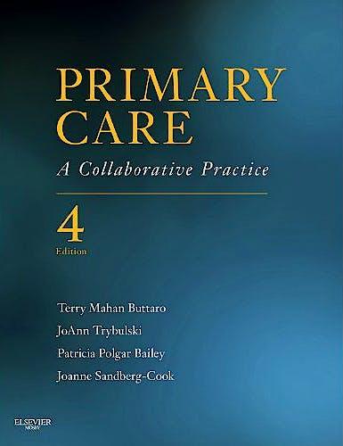 Portada del libro 9780323075015 Primary Care. a Collaborative Practice