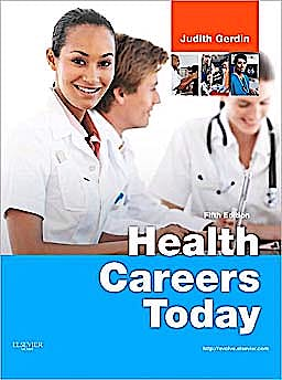 Portada del libro 9780323075046 Health Careers Today
