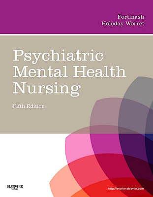 Portada del libro 9780323075725 Psychiatric Mental Health Nursing