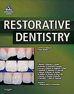 Portada del libro 9780323075886 Restorative Dentistry