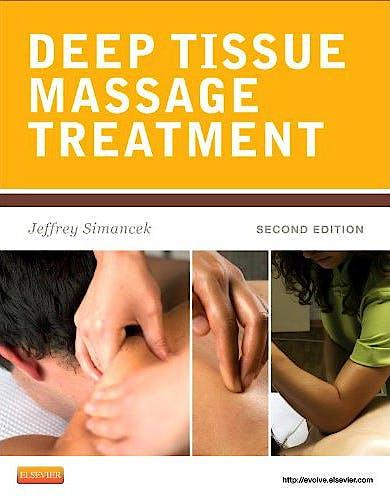 Portada del libro 9780323077590 Deep Tissue Massage Treatment