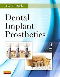 Portada del libro 9780323078450 Dental Implant Prosthetics