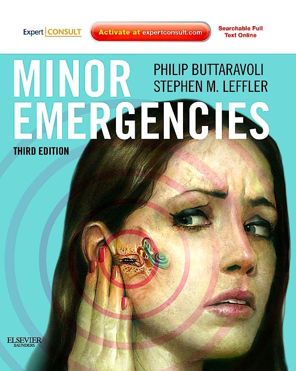 Portada del libro 9780323079099 Minor Emergencies (Online and Print)