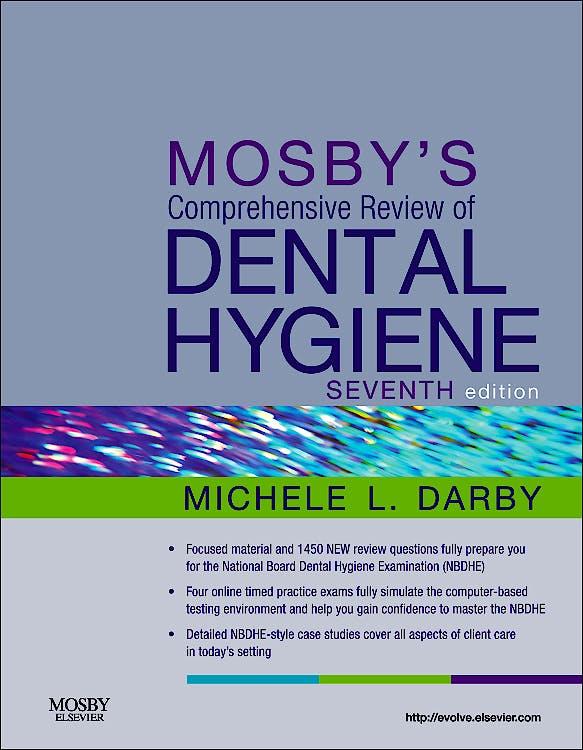 Portada del libro 9780323079631 Mosby's Comprehensive Review of Dental Hygiene