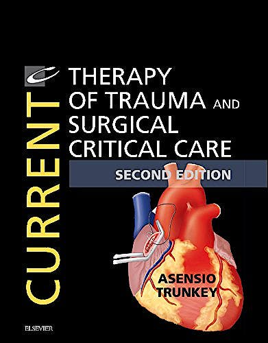 Portada del libro 9780323079808 Current Therapy of Trauma and Surgical Critical Care