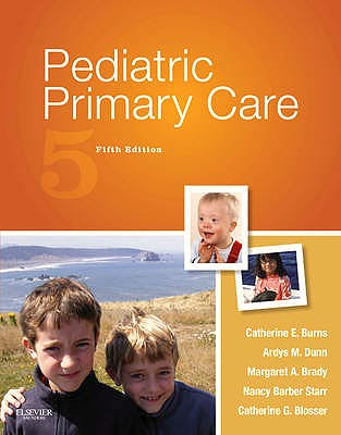 Portada del libro 9780323080248 Pediatric Primary Care