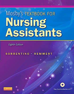 Portada del libro 9780323080675 Mosby's Textbook for Nursing Assistants (Softcover)