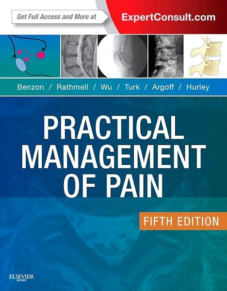 Portada del libro 9780323083409 Practical Management of Pain (Online and Print)