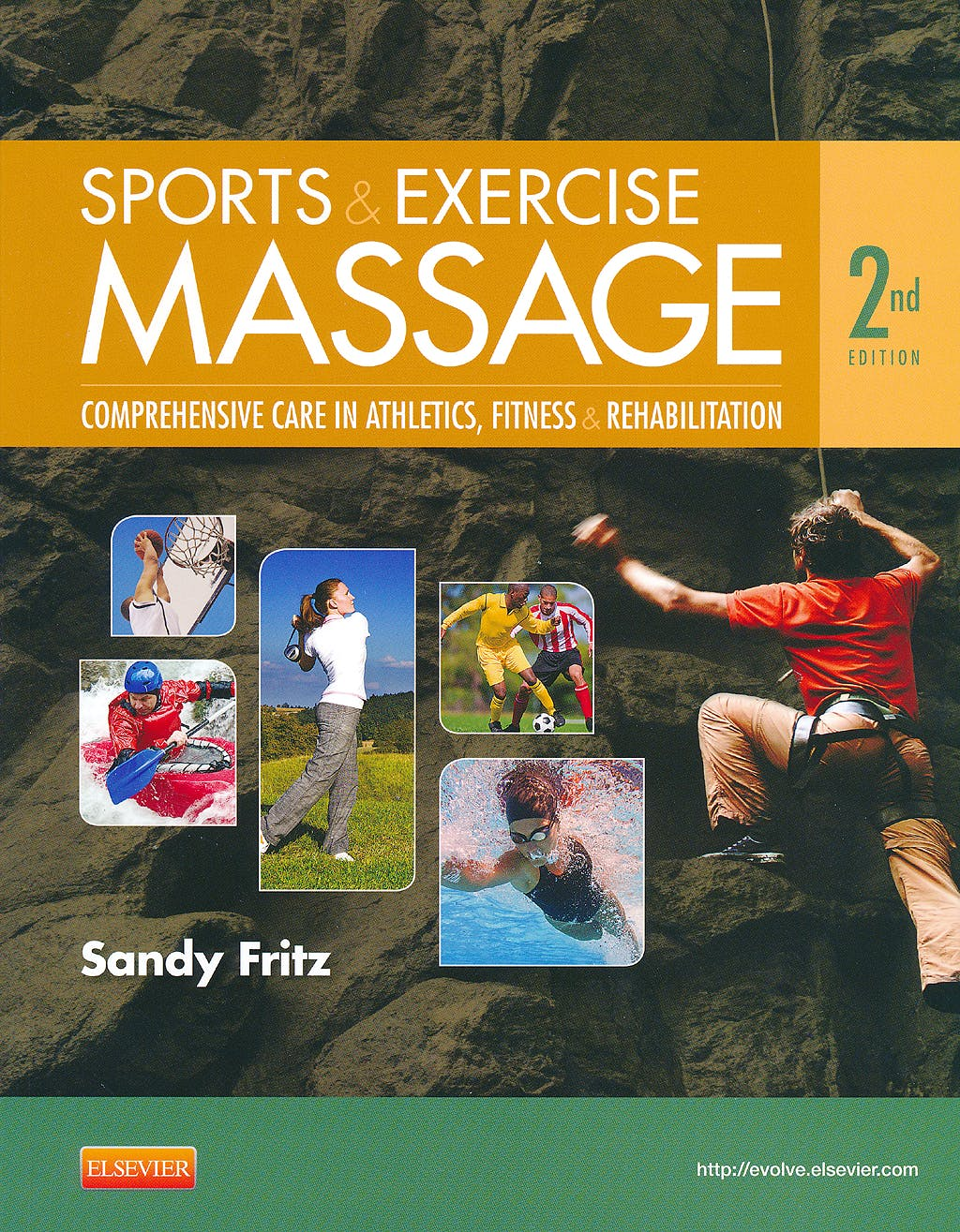 Portada del libro 9780323083829 Sports and Exercise Massage. Comprehensive Care for Athletics, Fitness and Rehabilitation