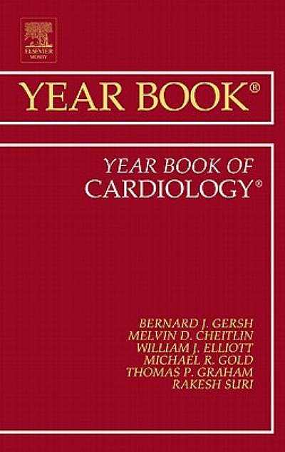 Portada del libro 9780323084086 Year Book of Cardiology 2011