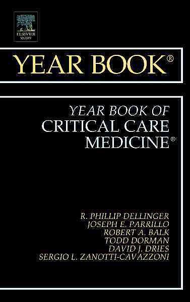 Portada del libro 9780323084093 Year Book of Critical Care Medicine 2011