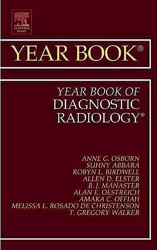 Portada del libro 9780323084116 Year Book of Diagnostic Radiology 2011