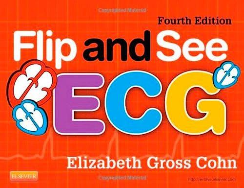 Portada del libro 9780323084529 Flip and See Ecg
