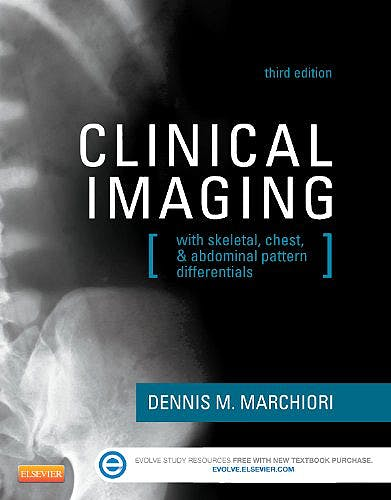 Portada del libro 9780323084956 Clinical Imaging. with Skeletal, Chest, & Abdominal Pattern Differentials