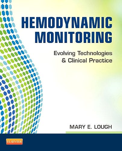 Portada del libro 9780323085120 Hemodynamic Monitoring. Evolving Technologies and Clinical Practice